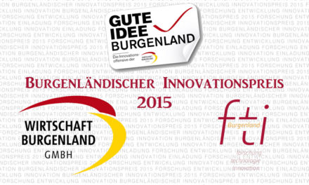 Burgenländischer Innovationspreis 2015