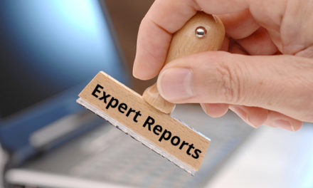 Expert report for food
